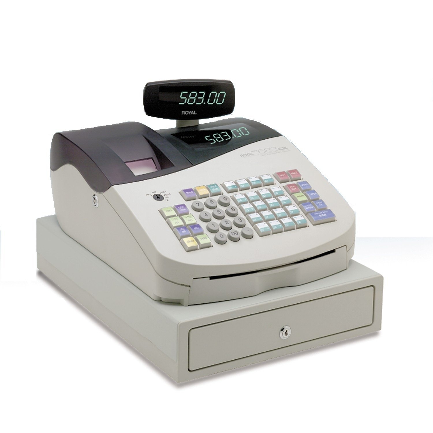 the cash register The cash register is typically attached to a money drawer for convenient cash storage, while also connected to a printer for quick receipt creation this ensures that both you and your customers have a record of every purchase.